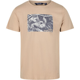 Regatta Cline IV T-Shirt Men oat